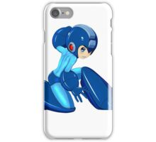 Megaman Cosplay: Buster Up! iPhone Case/Skin