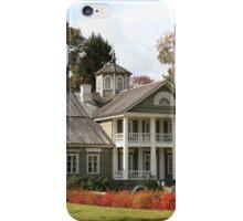 Farmhouse autumn iPhone Case/Skin