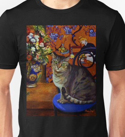 Art Appreciation by Kitty Unisex T-Shirt