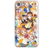 chika everywhere iPhone Case/Skin