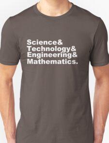 S&T&E&M Unisex T-Shirt