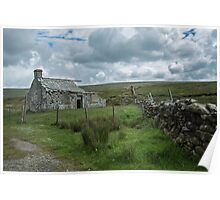 Ruin of Gayle Lodge Poster