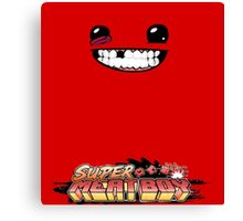 meat boy Canvas Print