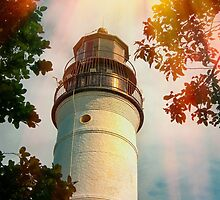 Key West Lighthouse by DDMITR