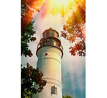 Key West Lighthouse Photographic Print