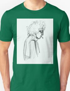 Ballad of a Sketched Man  Unisex T-Shirt