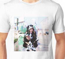 Colleen And Josh Splatter Onsie Unisex T-Shirt