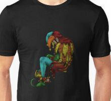 The Sad Jester - Colored Unisex T-Shirt