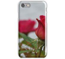 Queen Elisabeth button iPhone Case/Skin