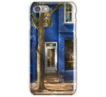 City - Bike - Alexandria, VA - The urbs iPhone Case/Skin