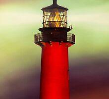 Jupiter Inlet Lighthouse by DDMITR