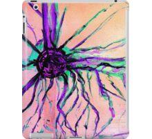 Tesla Coil acid rainbow iPad Case/Skin