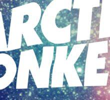 Arctic Monkeys - Logo Galaxy Sticker