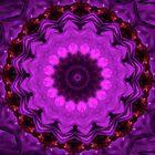 Amethyst & rubies by Celeste Mookherjee