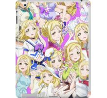 mari everywhere iPad Case/Skin