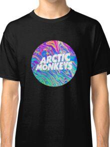 Arctic Monkeys - Logo Oil Classic T-Shirt