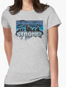 Dallas Strong! Womens Fitted T-Shirt