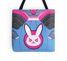 Bunny Suit Tote Bag