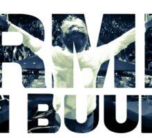 Armin Van Buuren Montage Sticker