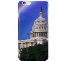 United States Capitol Building iPhone Case/Skin
