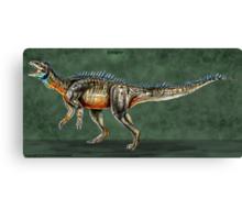 Eoraptor Reconstruction Canvas Print