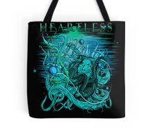 drowning heartless BLUE Tote Bag