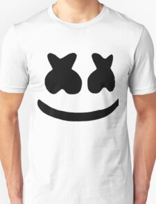 Marshmello Face Unisex T-Shirt