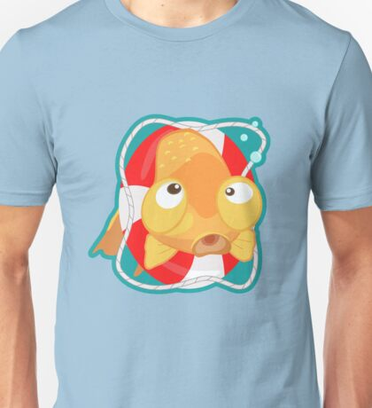 Cute Goldfish Unisex T-Shirt