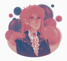 Jareth the Goblin King by CadetteAlright