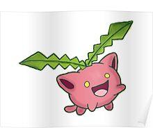 Cute Hoppip Poster