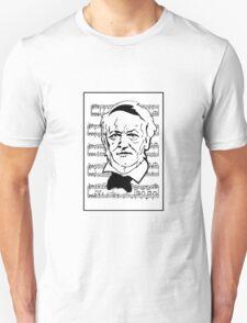 Wilhelm Richard Wagner.  Unisex T-Shirt