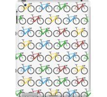 Road Bike Pattern iPad Case/Skin