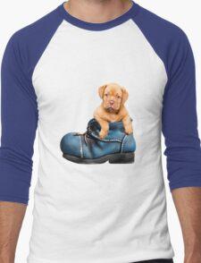 Puppy Men's Baseball ¾ T-Shirt