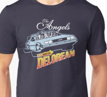 The Angels Have the Delorean Unisex T-Shirt