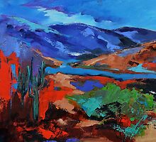 Southwest Arizona Trail by Elise Palmigiani