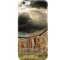 Goodbye God iPhone Case/Skin