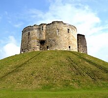 Clifford's Tower York by Scott Lyons
