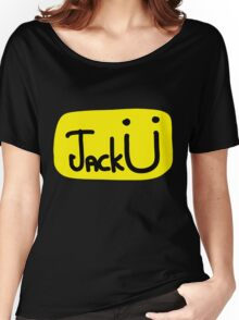 Jack U - Logo Women's Relaxed Fit T-Shirt