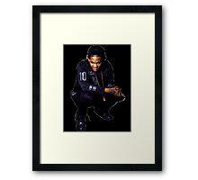 Fredo In The Cut Framed Print