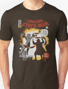 The Amazing Cyber-Man! T-Shirt