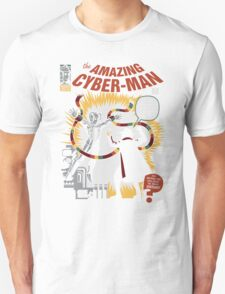 The Amazing Cyber-Man! T-Shirt