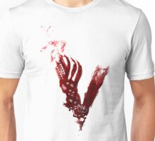 Vikings - Logo Blood Unisex T-Shirt