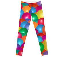 Party Balloons Leggings