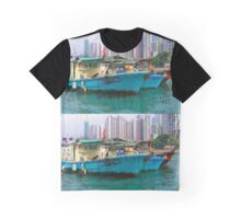 Life On the Water Graphic T-Shirt