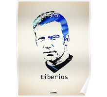 Icons - Captain Kirk Poster