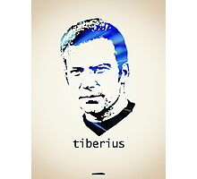 Icons - Captain Kirk Photographic Print