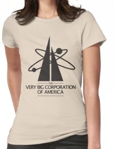 The Very Big Corporation Of America Womens Fitted T-Shirt