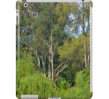 Gums amongst the willows iPad Case/Skin