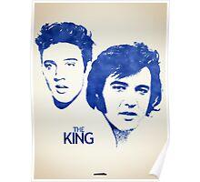 Icons - Elvis Presley Poster