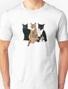 Fellini, Lola and Minou T-Shirt